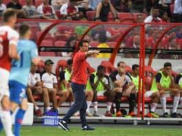 Unai Emery Arsenal træner