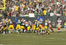 Green Bay Packers i kamp
